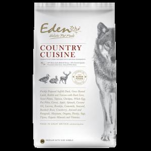 eden food pet country cuisine