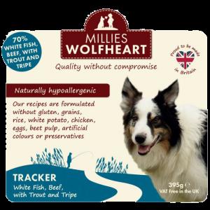 millies wolf heart wet food tracker