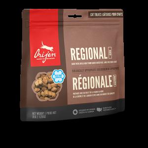orijen pet food cat regional red treats