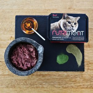 nutriment pet food cat beef