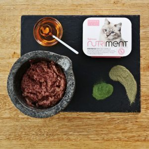 salmon dinner for cats pet food nutriment