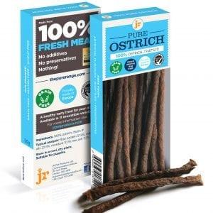 JR dog cat pet ostrich sticks