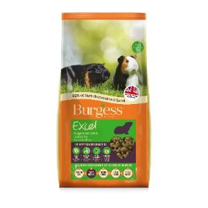 burgess guinea pig food