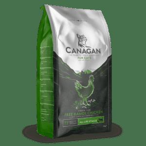 canagan food pet cats chicken