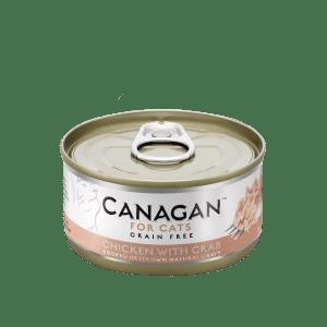 canagan food pet chicken cats crab