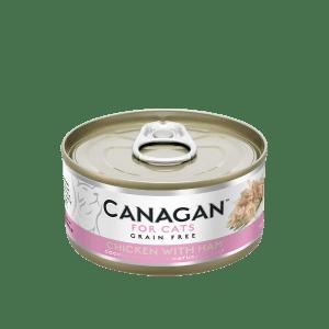 canagan food pet chicken cats ham