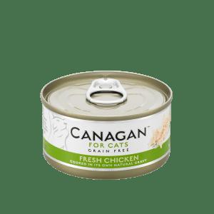 canagan food pet chicken cats