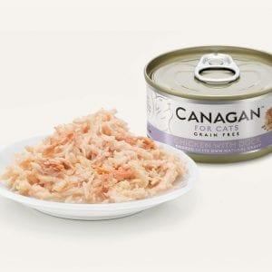 canagan food pet duck cats chicken