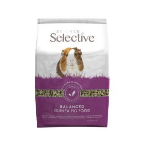 guinea pig food bag pouch dry